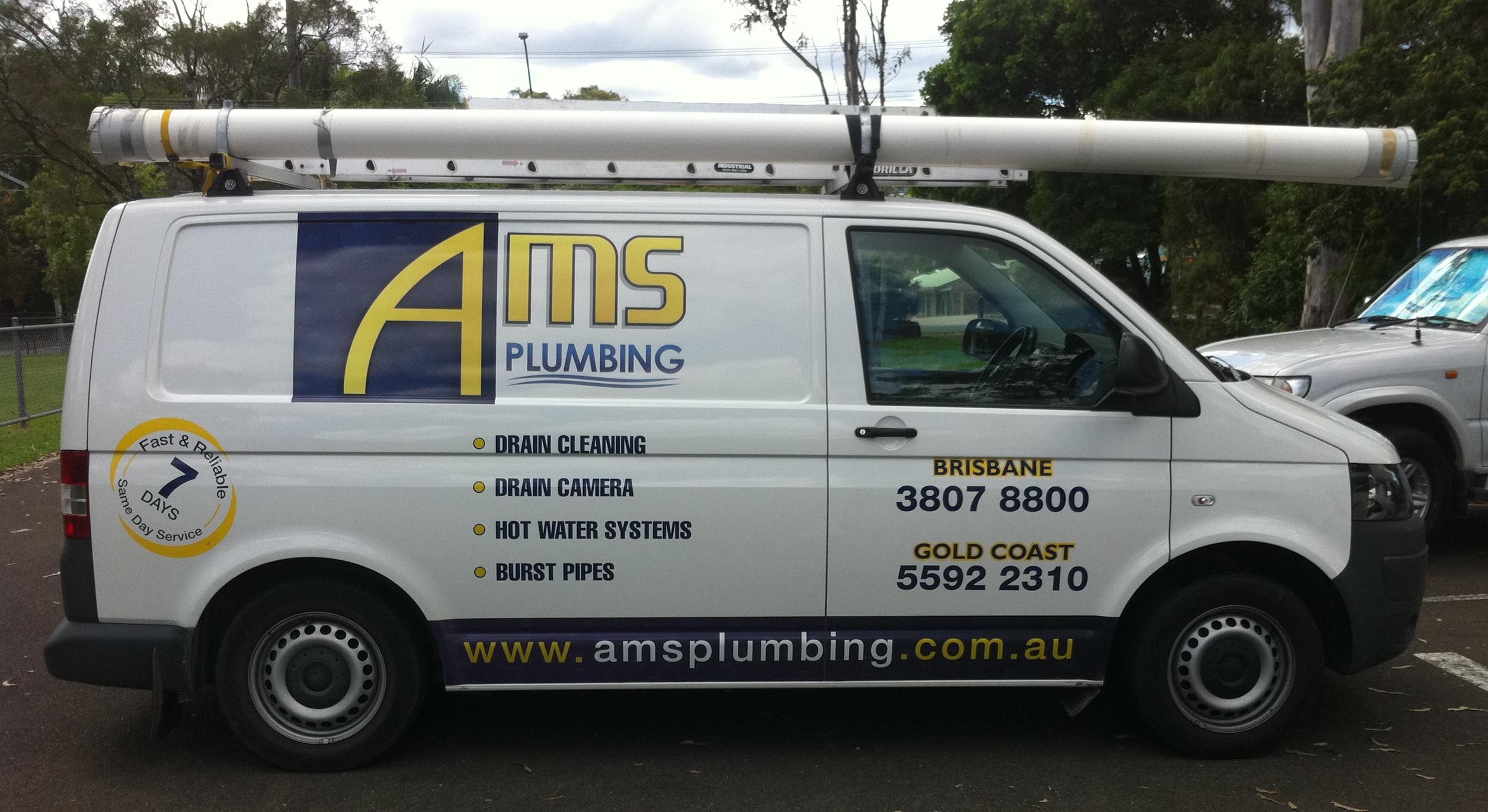AMS Van